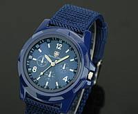 Мужские часы Swiss army Gemius army синий