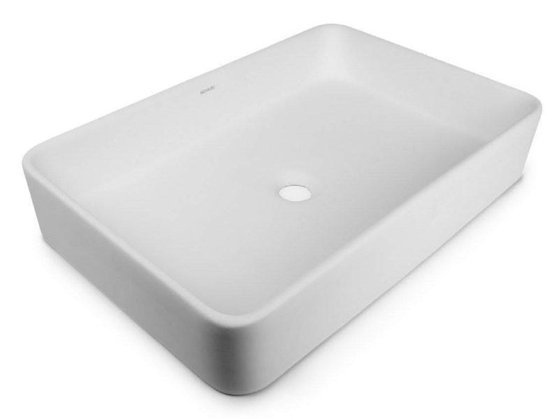 Умывальник Newarc Aqua 62 белый матовый, 9461W-M