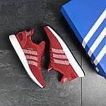 Мужские кроссовки Adidas Iniki (красные) , фото 2