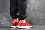 Мужские кроссовки Adidas Iniki (красные) , фото 3