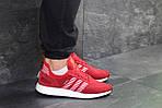 Мужские кроссовки Adidas Iniki (красные) , фото 6