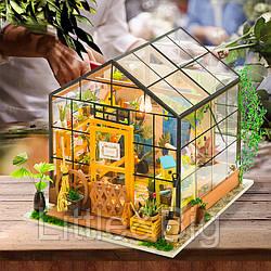 3D конструктор Cathys flower house