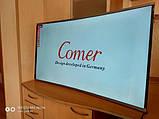 "Вигнутий телевізор Comer 39"" SmartTV 4K UHDTV,LED, IPTV, Android,T2,WIFI, Curved TV НІМЕЧЧИНА оригінал!, фото 3"