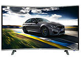"Вигнутий телевізор Comer 39"" SmartTV 4K UHDTV,LED, IPTV, Android,T2,WIFI, Curved TV НІМЕЧЧИНА оригінал!, фото 4"