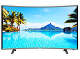 "Вигнутий телевізор Comer 39"" SmartTV 4K UHDTV,LED, IPTV, Android,T2,WIFI, Curved TV НІМЕЧЧИНА оригінал!, фото 7"