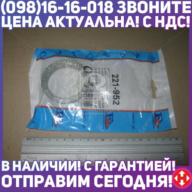 ⭐⭐⭐⭐⭐ Кольцо уплотнительное РЕНО (производство  Fischer)  221-952