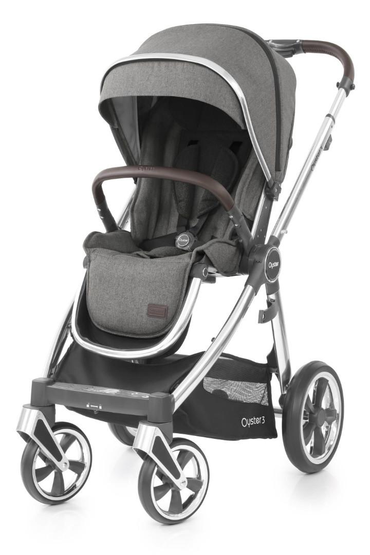 Прогулочная коляска  BabyStyle Oyster 3 /Mercury