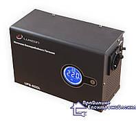 Безперебійник для котла Luxeon UPS-500L, з настінним кріпленням! ( 300Вт, 12В )