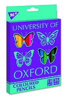 Олівці 18/36 кол. ''Oxford Butterflies'' Yes 290558