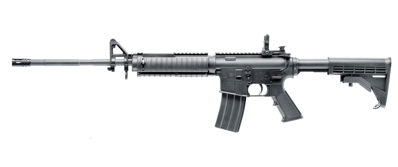 Пневматическая винтовка Colt M4