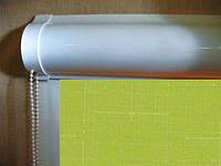Ролеты тканевые (рулонные шторы) Len Besta uni закрытый короб