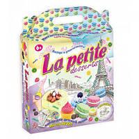 Большой набор для лепки strateg 71309 la petite desserts