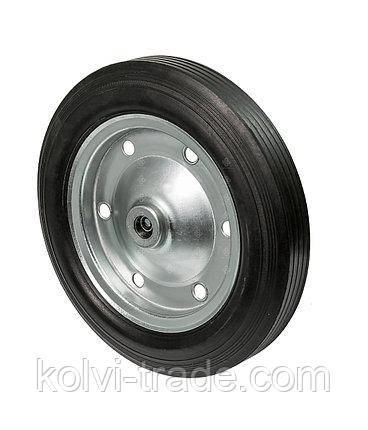 Колеса без кронштейна Серия 38 с шариковыми подшипниками Диаметр: 330мм.
