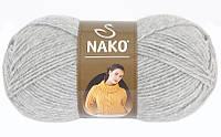 Nako Superlambs Special светло-серый № 195