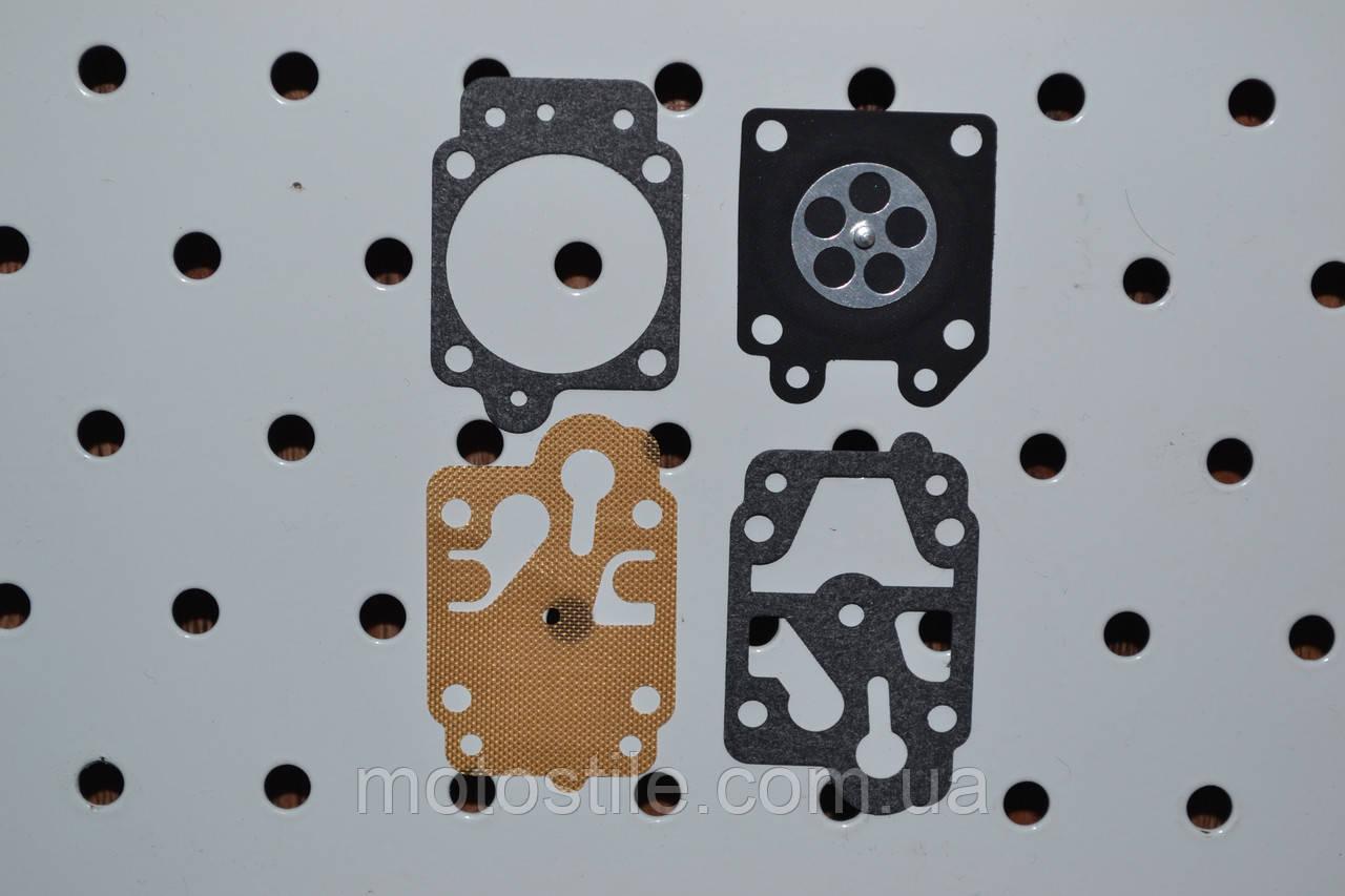 Рем. комплект(комплект мембран) карбюратора для бензокосы 1E36F/40F/44F