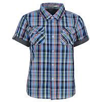 Рубашка на мальчиков glo-story с коротким рукавом