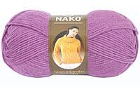 Nako Superlambs Special розово-сиреневый  № 1048