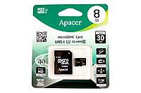 Карта памяти Apacer 64 Gb Class 10 8 GB