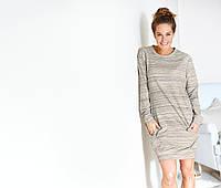 Мягкое трикотажное платье Oversize от тсм Tchibo (Чибо), Германия, размер укр 40-44