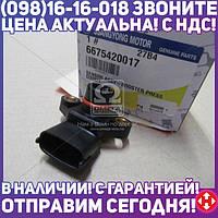 ⭐⭐⭐⭐⭐ Датчик давления наддува Rodius, Kyron, Actyon (Sports), Rexton (пр-во SsangYong)  6675420017