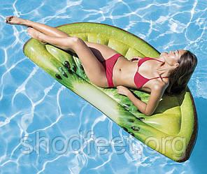 Пляжный надувной матрас INTEX 58764 Киви