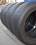 Шини б/у 225/55 R16 Bridgestone Turanza, ЛІТО, 5 мм, комплект, фото 5