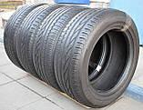 Шини б/у 225/55 R16 Bridgestone Turanza, ЛІТО, 5 мм, комплект, фото 4