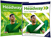 Английский язык / Headway / Student's+Workbook. Учебник+Тетрадь (комплект), Beginner / Oxford