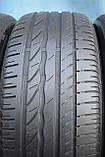 Шини б/у 225/55 R16 Bridgestone Turanza, ЛІТО, 5 мм, комплект, фото 3