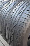 Шини б/у 225/55 R16 Bridgestone Turanza, ЛІТО, 5 мм, комплект, фото 6