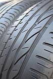 Шини б/у 225/55 R16 Bridgestone Turanza, ЛІТО, 5 мм, комплект, фото 7