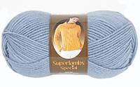 Пряжа Nako Superlambs Special 1986 Полушерстяная для Ручного Вязания