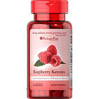 Жиросжигатель Puritan's Pride Raspberry Ketones 100 mg 60 caps
