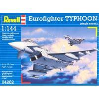 Сборная модель Revell Многоцелевой истребитель Eurofighter Typhoon 1:144 (4282)