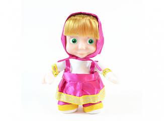 Кукла Маша - повторюшка, ходит, поет