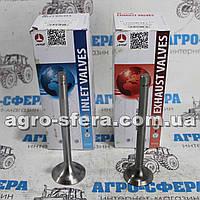Комплект клапанов МТЗ, ЮМЗ, Д-240, Д-65, Д-245   240-1007014-Б9 / 240-1007015-Б9 (пр-во Польша)