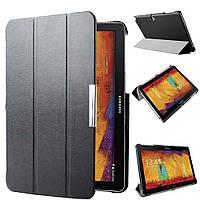 "Чехол для Samsung Galaxy Note 10.1"" 2014 Edition P600 P601 MoKo Leather Smart Cover Case Черный"