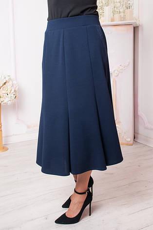 """Женская юбка """"Тая"""" размеры 52-62, фото 2"""