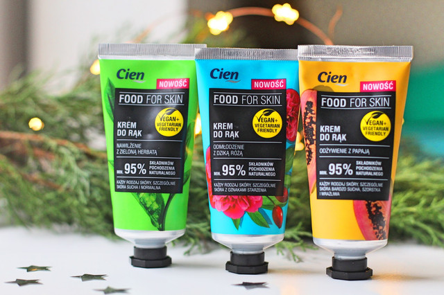 Крем для рук увлажняющий Cien Food for Skin купить в Киеве, Одессе, Мариуполе, Харькове, Запорожье