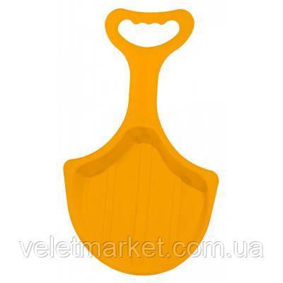 Санки Snower Рискалик оранжевый (89943)