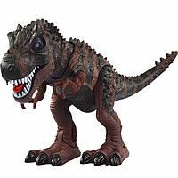 Детская резиновая игрушка динозавр
