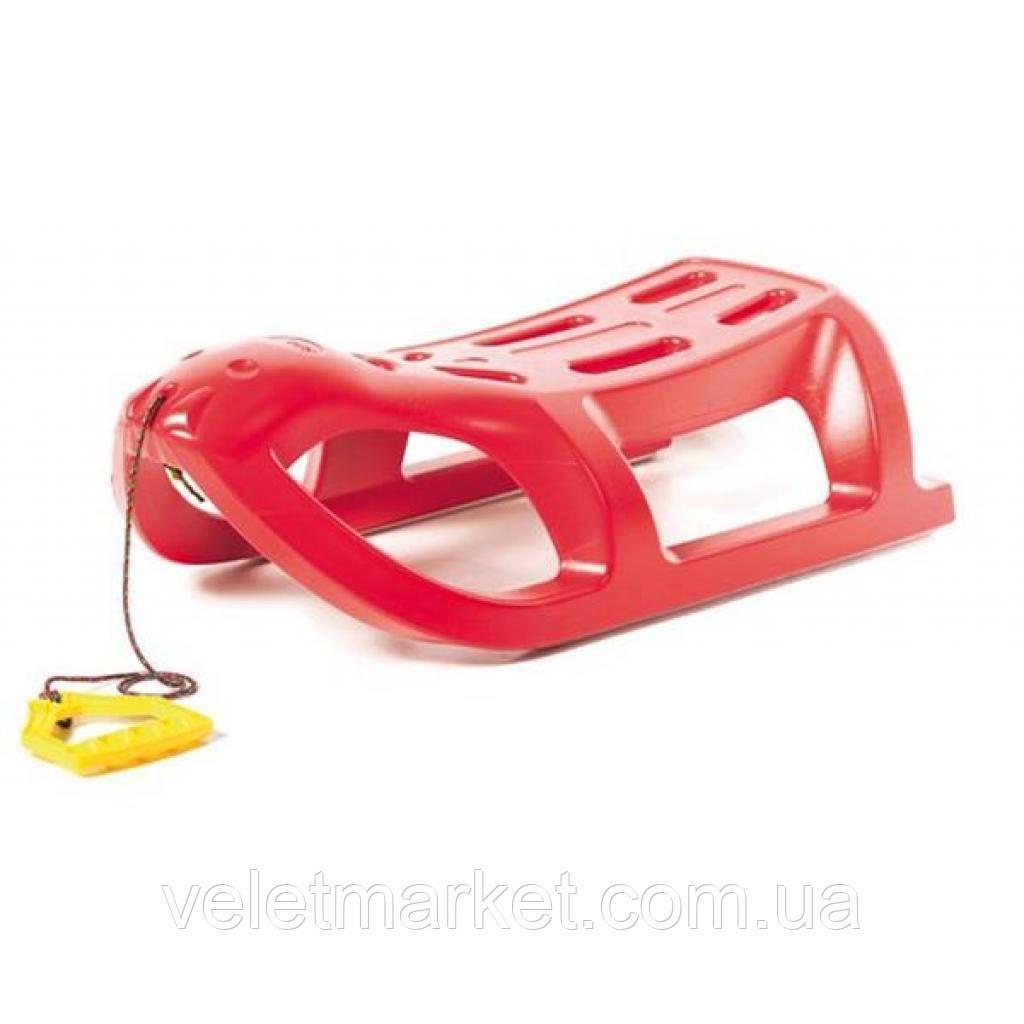 Санки Prosperplast SEA LION Красные (5905197095813)