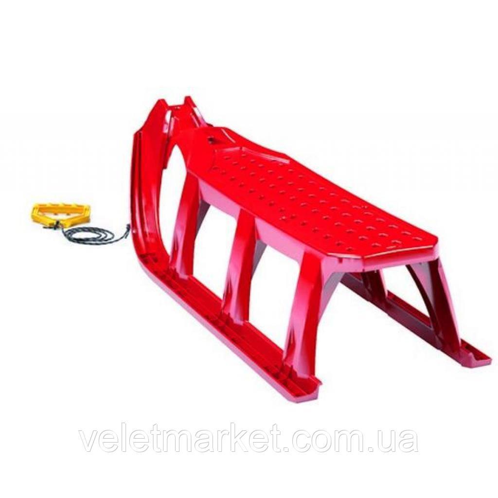 Санки Prosperplast TATRA Красные (5905197095806)