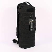 Mil-Tec Сумка тактическая плечевая 'SLING BAG TANKER' 13726302 чёрная  , фото 1
