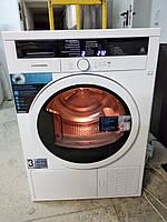 Сушильная машина с тепловым насосом Грюндиг GRUNDIG GTA 38261 G 8 кг A +++