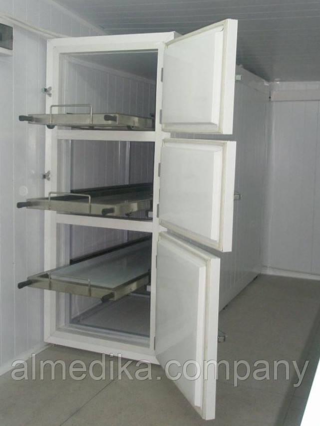 Камера холодильная для хранения тел КХХТН-3С низкотемпературная