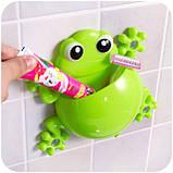 Органайзер для ванной детский Лягушонок, фото 3