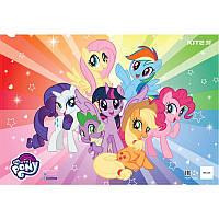 Подложка настольная Kite My Little Pony 42,5х29см (LP19-207)