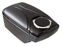Подлокотник автомобильный универсальный Black Grey