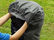 Дождевик для рюкзака Synevyr RainCover XL100л, фото 6